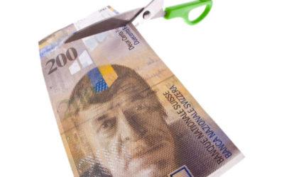 Die Umwandlungssätze in der Pensionskasse